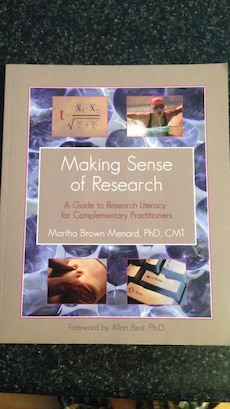 making sence of research by martha brown