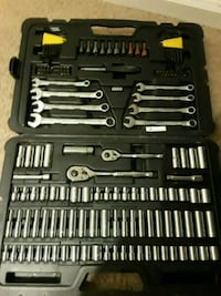black and gray socket wrench set Alexandria, 22306