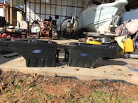Ford undercover swing case tool box
