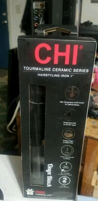 Chi hairstyling iron New in box