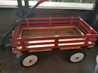Wood Reg Wagon - $50 Port Coquitlam