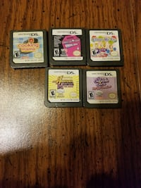 Nintendo DS Games New Cumberland, 26047