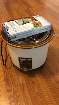 Slow cooker with 10 liners Fairfax, 22033