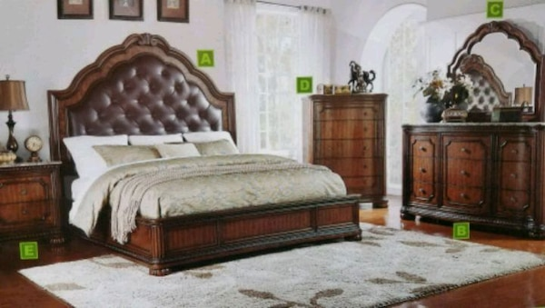 5 Piece King Bedroom Set 0 Down Take Home Today