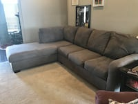 Gray Couch Enid, 73703
