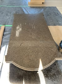 Granite counter top was used for an island. Great condition the size is 33 by 60 Vaughan, L6A 3Z7