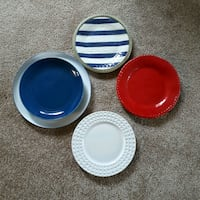 5 Decorative Plates from Home Sense  London, N6C 5X2