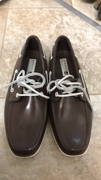 Rubber Sperry Top-Siders size 7 Newton, 28658