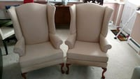 two wing chairs in great clean condition Jefferson, 07438