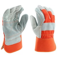 Labour Leatger  Gloves null