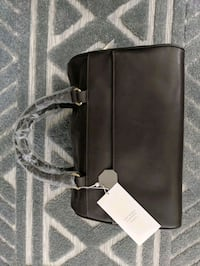 gray leather zara bag San Francisco, 94116