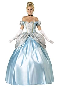 Cinderella Costume - like new! - $20 Arlington, 22202