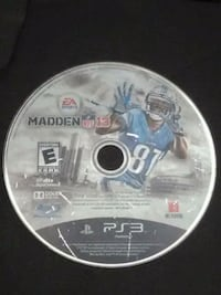 Madden 2013 for ps3 Tampa, 33604