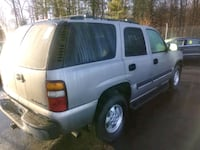 2002 Chevrolet Tahoe 4-Wheel Drive LS Washington