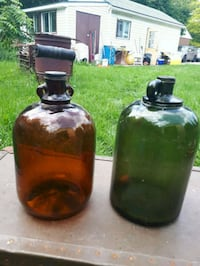 ANTIQUE WHISKEY JUGS Orillia, L3V 6H6
