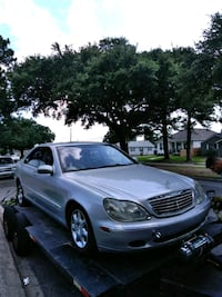 Mercedes - S - 2002 New Orleans, 70117
