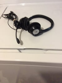 Logitech head phones with mike Mississauga, L5C 3A4