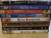 DVD movies for sale Whitby, L1P 1S5