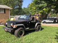 Jeep - Wrangler - 1998 Old Hickory, 37138