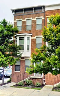 HOUSE For Rent 2BR 2.5BA Baltimore, 21202