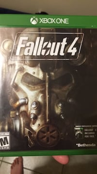 Fallout 4 PS4 game case San Luis, 85349