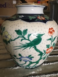Hand painted Chinese Vase Rockville, 20852
