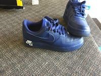 Nike Air Force 1 one all emblem Allen Park, 48101