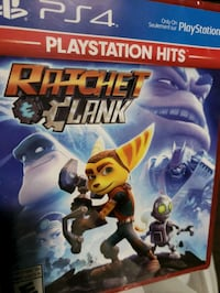 New sealed ratchet clank ps4