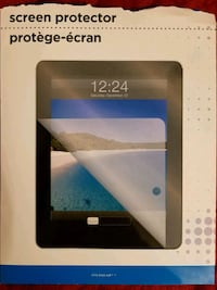 iPad air screen protector  Underwood, 58576