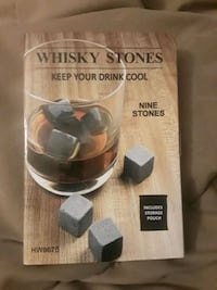 Whisky stones great for Fathers day Fredericksburg, 22401