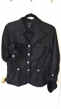 Jacket. Ladies black lightweight blazer/jacket. Halton Hills, L7G 6N6