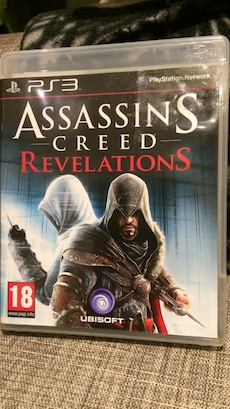 Sony PS3 Assassins Creed åpenbaringer