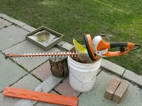 Stihl HSE 70 Electric hedge trimmer Vaughan