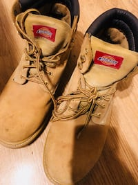 Dickies work boots (oil resistant) Odessa, 79764