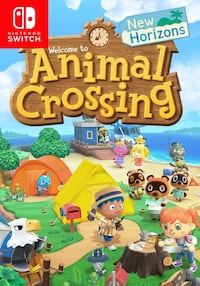 Animal crossing new horizens