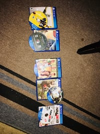 Brand New Ps4 Games !! Oxon Hill, 20745