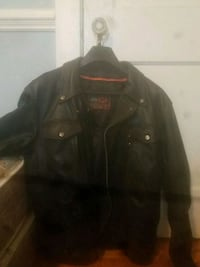 First Classic leather motorcycle jacket. Wilmington, 19805