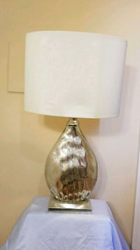 brown and white table lamp Vienna, 22180