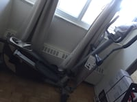 Free spirit X500 elliptical trainer black & grey Toronto, M2J 1A8