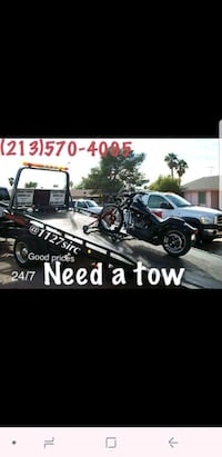 Flatbed towing service 24 7 Los Angeles, 90007
