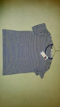 Tommy Hilfiger stripped tshirt..see description below