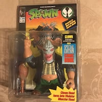 Clown from spawn. Unopened box  Lindsay, K9V 1B3