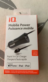 iQ Car Charger