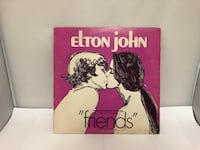 "Elton John ""Friends"" vinyl record album Belleview, 34420"