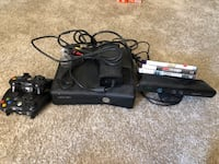 XBOX 360, 2 controllers, Kinect, 3 games Chandler, 85225