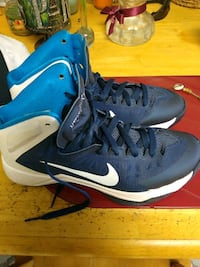 shoes Nike hyper Sonic quickness size 9 new
