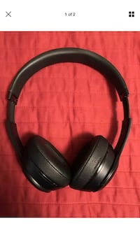 black and gray wireless headphones Washington, 20024