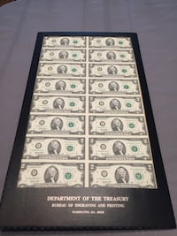 The $2 Dollar Bill is America's Rarest Current Denomination of US Currency Mississauga, L4W 2X2