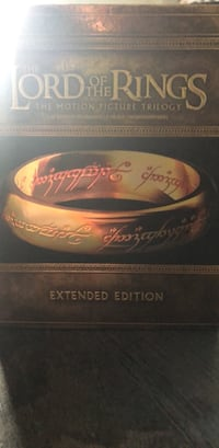 Lord of the Rings Blu-Rays Guelph, N1E 1E7