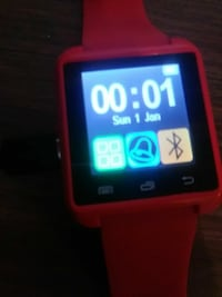 Brand new Red Smart Watch West Valley City, 84119